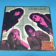 Discos de vinilo: DISCO DE VINILO - STARSHIP - NO PROTECTION 1987. Lote 265454304