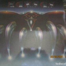 Discos de vinilo: KANSAS - CANCION PARA AMERICA LP - ORIGINAL ESPAÑOL - EPIC 1978 FUNDA INT. MUY NUEVO (5). Lote 265464809