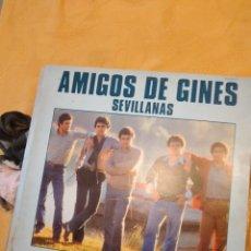Discos de vinilo: BAL-10 DISCO VINILO 12 PULGADAS MUSICA AMIGOS DE GINES SEVILLANAS EL ADIOS. Lote 265505604