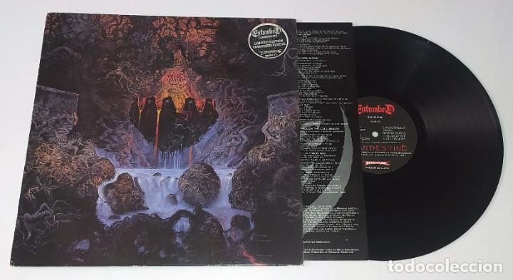 Discos de vinilo: LP ENTOMBED - CLANDESTIINE - Foto 3 - 58553841