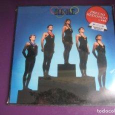 Disques de vinyle: OLE, OLE - LP CBS EDICION DE 1985 PRECINTADA - VICKY LARRAZ - POP 80'S -. Lote 265514419