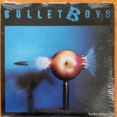Discos de vinilo: BULLET BOYS - BULLET BOYS (WARNER BROS. RECORDS 9 25782-1) (LP, ALBUM) (PRECINTADO). Lote 265531264