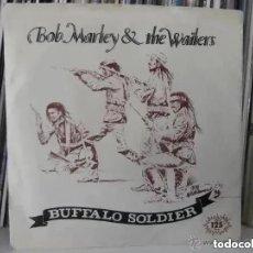 Discos de vinilo: BOB MARLEY - BUFFALO SOLDIER (SG) 1983. Lote 265533044