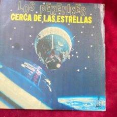 Discos de vinilo: LOS PEKENIKES 2 VINILOS SINGLE DE 1966 Y 1968 EN BUEN ESTADO, VER FOTOS.(3,33 ENVÍO CERTIFICADO). Lote 265536204