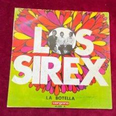 Discos de vinilo: LOS SIREX SINGLE VINILO DE 1969, EN MUY BUEN ESTADO, VER FOTOS (3,33 ENVÍO CERTIFICADO). Lote 265536954