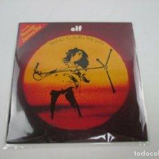 Discos de vinilo: VINILO DE DIO - ELF - TRYING TO BURN THE SUN. Lote 265545204
