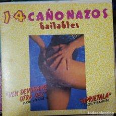 Discos de vinilo: SINGLE / LOS TITANES - VEN DEVORAME OTRA VEZ, 1989. Lote 265566774