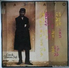 Discos de vinil: FRANCO BATTIATO. ECOS DE DANZAS SUFI. EMI, SPAIN 1985 LP. Lote 265648184