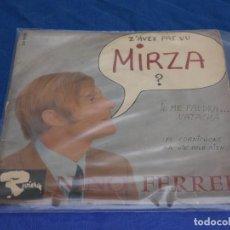 Discos de vinilo: DISCO 7 PULGADAS EP FRANCES NINO FRANCES MIRZA ESTADO GENERAL DECENTE C/PORTADA MUY PINTADA. Lote 265658259