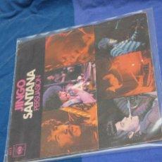 Discos de vinilo: DISCO 7 PULGADAS SINGLE ESPAÑOLSANTANA JINGO PERSUASION 1970 BUEN ESTADO. Lote 265658739