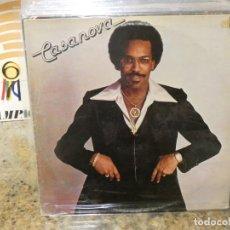 Discos de vinilo: LP SALSA LATINO HECTOR CASANOVA SU LP LATINO DE 1981 ESTADO DECENTE. Lote 265671414