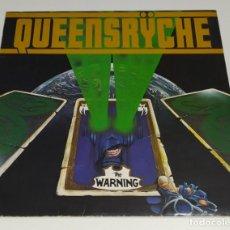 Discos de vinilo: LP QUEENSRYCHE - THE WARNING. Lote 265721519