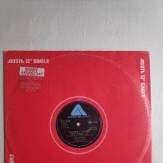 Discos de vinilo: VINILO MAXISINGLE - BARRY MANILOW - COPACABANA ( AT THE COPA) - 12. Lote 265730894