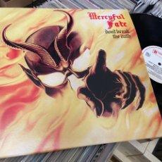 Discos de vinilo: MERCYFUL FATE DONT BREAK THE OATH LP DISCO DE VINILO REEDICION DESCATALOGADO. Lote 265749949
