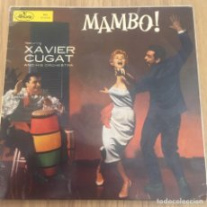 Discos de vinilo: MAMBO FEAT XAVIER CUGAT EP **ENVIO CERTIFICADO EN PENINSULA GRATIS PEDIDOS +30€. Lote 265759729