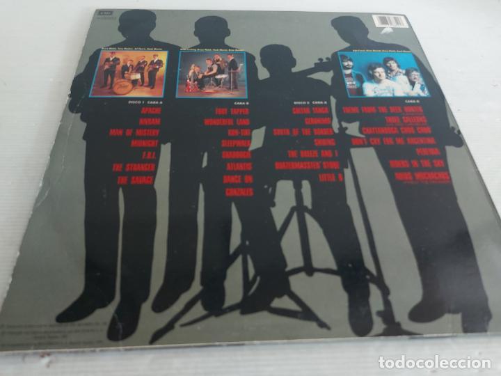 Discos de vinilo: THE SHADOWS COLLECTION / DOBLE LP - EMI-1991 / MBC. ***/*** - Foto 2 - 265764189