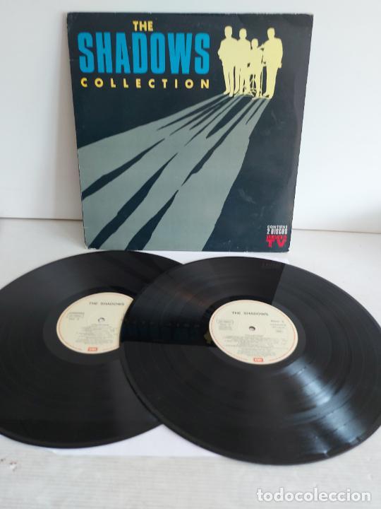 THE SHADOWS COLLECTION / DOBLE LP - EMI-1991 / MBC. ***/*** (Música - Discos - LP Vinilo - Rock & Roll)