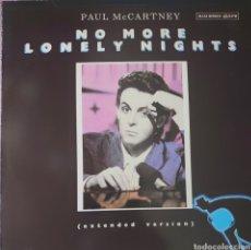Discos de vinilo: PAUL MCCARTNEY MAXI-SINGLE SELLO EMI-ODEON EDITADO EN ESPAÑA AÑO 1984.... Lote 265778009