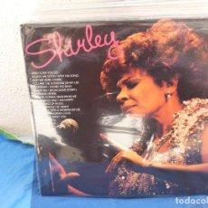 Discos de vinilo: LP SOUL UK 70S DAMA DEL SOUL SHIRLEY BASSEY BUEN ESTADO. Lote 265792054