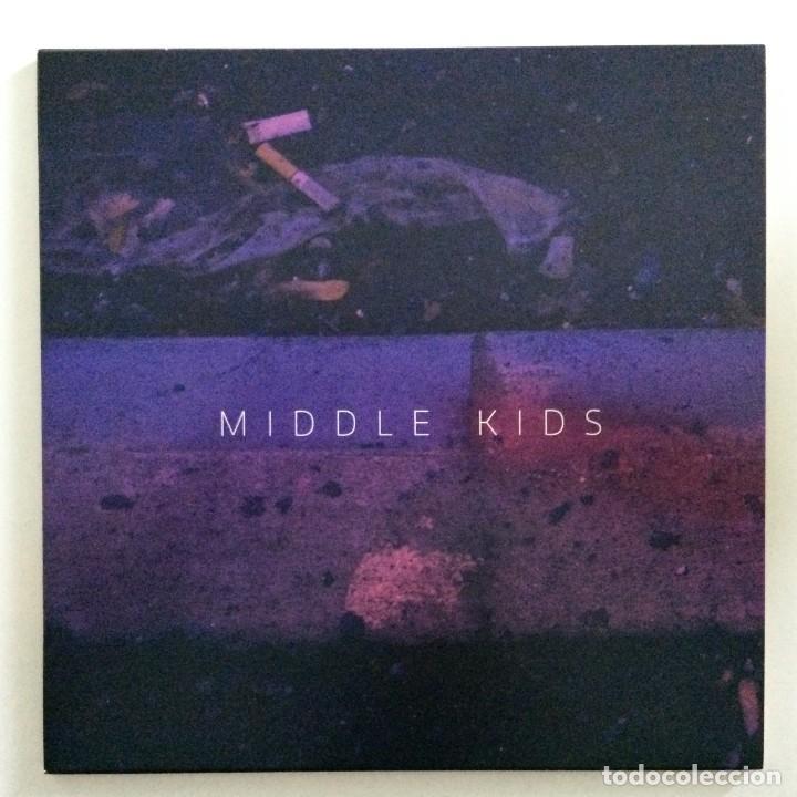 MIDDLE KIDS – EDGE OF TOWN / NEVER START UK,2017 (Música - Discos - Singles Vinilo - Pop - Rock Internacional de los 90 a la actualidad)