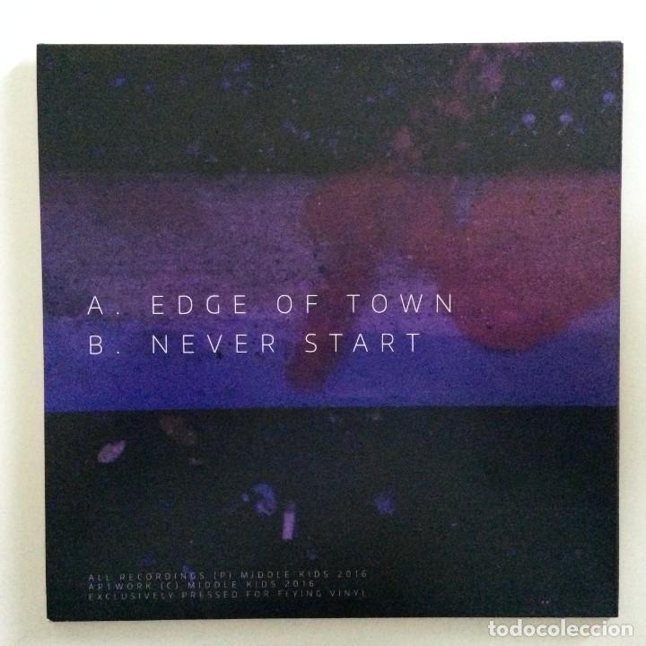 Discos de vinilo: Middle Kids – Edge Of Town / Never Start UK,2017 - Foto 2 - 265796839