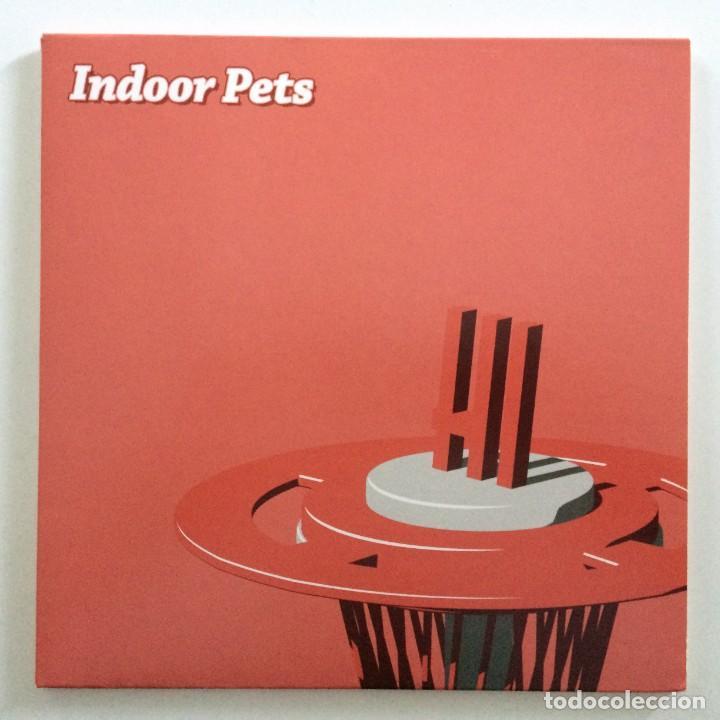 INDOOR PETS – HI / THE MAPPING OF DANDRUFF UK,2019 (Música - Discos - Singles Vinilo - Punk - Hard Core)