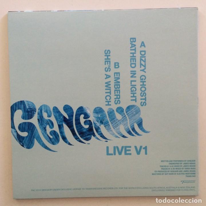 Discos de vinilo: Gengahr – Live V1 UK,2017 - Foto 2 - 265801869