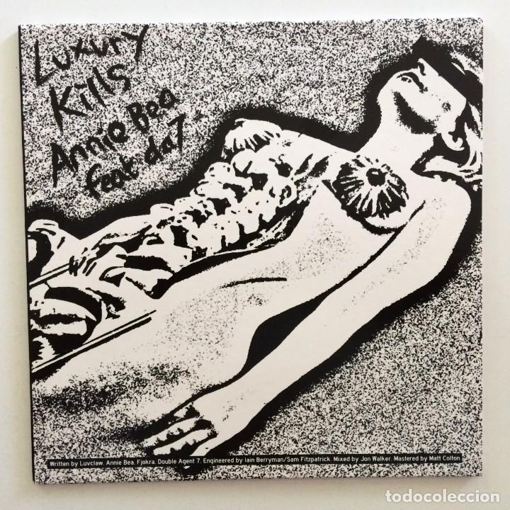ANNIE BEA FEAT. DA7 / DA7 FEAT. ANNIE BEA – LUXURY KILLS / DOPAMINE FIEND UK,2016 (Música - Discos - Singles Vinilo - Electrónica, Avantgarde y Experimental)