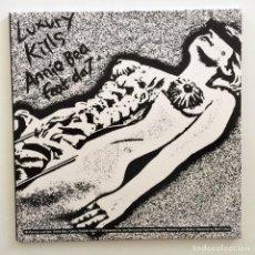 Discos de vinilo: ANNIE BEA FEAT. DA7 / DA7 FEAT. ANNIE BEA – LUXURY KILLS / DOPAMINE FIEND UK,2016. Lote 265802809