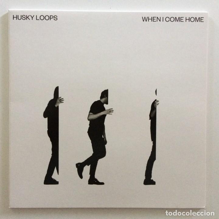 HUSKY LOOPS – WHEN I COME HOME / DAFT (MALCOM CATTO MIX) UK,2018 (Música - Discos - Singles Vinilo - Pop - Rock Internacional de los 90 a la actualidad)