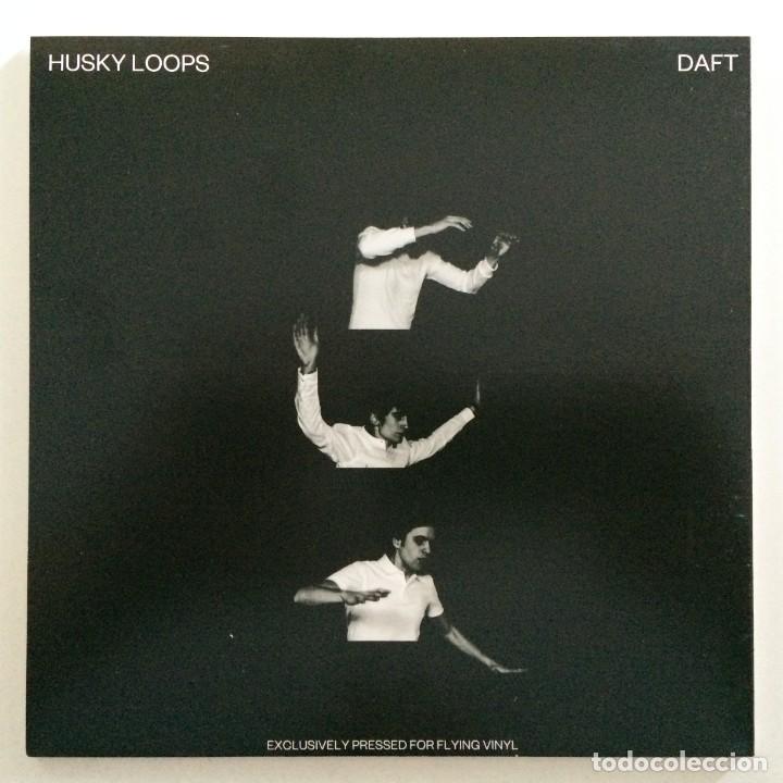 Discos de vinilo: Husky Loops – When I Come Home / Daft (Malcom Catto Mix) UK,2018 - Foto 2 - 265804309