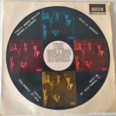 Discos de vinilo: THE ROLLING STONES - TODO EL MUNDO NECESITA A ALGUIEN DECCA - 1965 CON TRICENTER. Lote 265804769