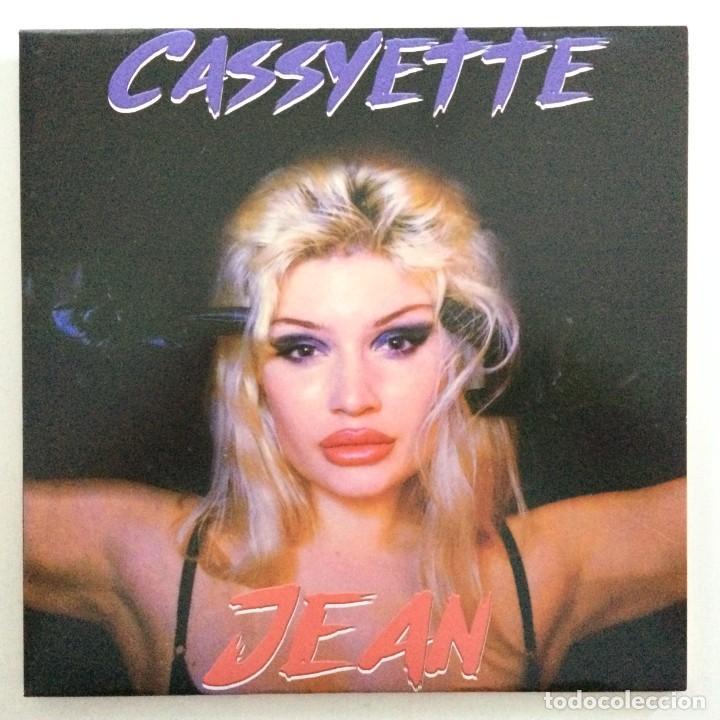 CASSYETTE – JEAN / DEVIL INSIDE UK,2019 (Música - Discos - Singles Vinilo - Pop - Rock Internacional de los 90 a la actualidad)