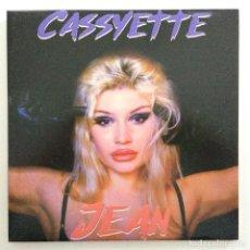 Discos de vinilo: CASSYETTE – JEAN / DEVIL INSIDE UK,2019. Lote 265805669