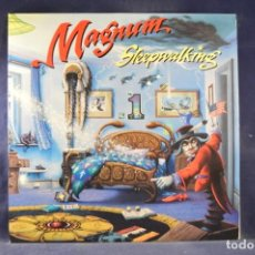 Discos de vinilo: MAGNUM - SLEEPWALKING - LP. Lote 265808779