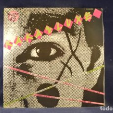Discos de vinilo: KAKA DE LUXE / PARAISO - KAKA DE LUXE / PARAISO - LP. Lote 265809429