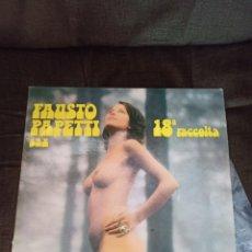 Disques de vinyle: 18ª RACCOLTA. FAUSTO PAPETTI SAX. DURIUM. L-3044. 1977. Lote 265809834
