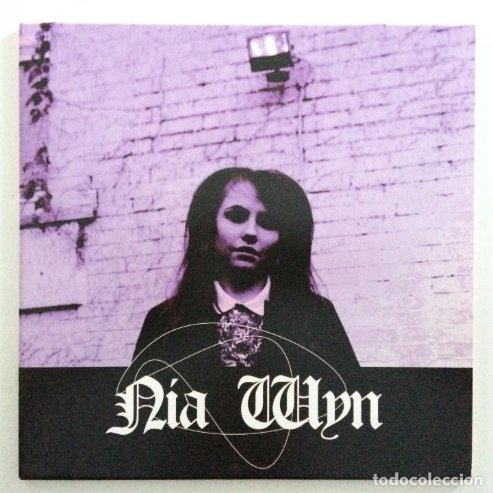 NIA WYN - DO YOU LOVE ENOUGH / HELP ME UK,2018 (Música - Discos - Singles Vinilo - Funk, Soul y Black Music)