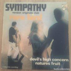 Discos de vinilo: RARE BIRD SYMPATHY FRENCH EP **ENVIO GRATIS PEDIDOS +30€. Lote 265813014