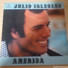 Discos de vinilo: AMÉRICA JULIO INGLESIA. Lote 265813774