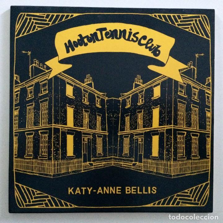 HOOTON TENNIS CLUB – KATY-ANNE BELLIS / EMPTY VESSEL UK,2016 (Música - Discos - Singles Vinilo - Pop - Rock Internacional de los 90 a la actualidad)