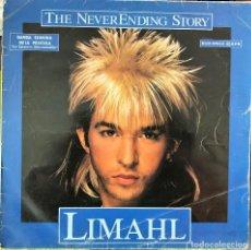 Discos de vinilo: LIMAHL - THE NEVERENDING STORY. Lote 265815389