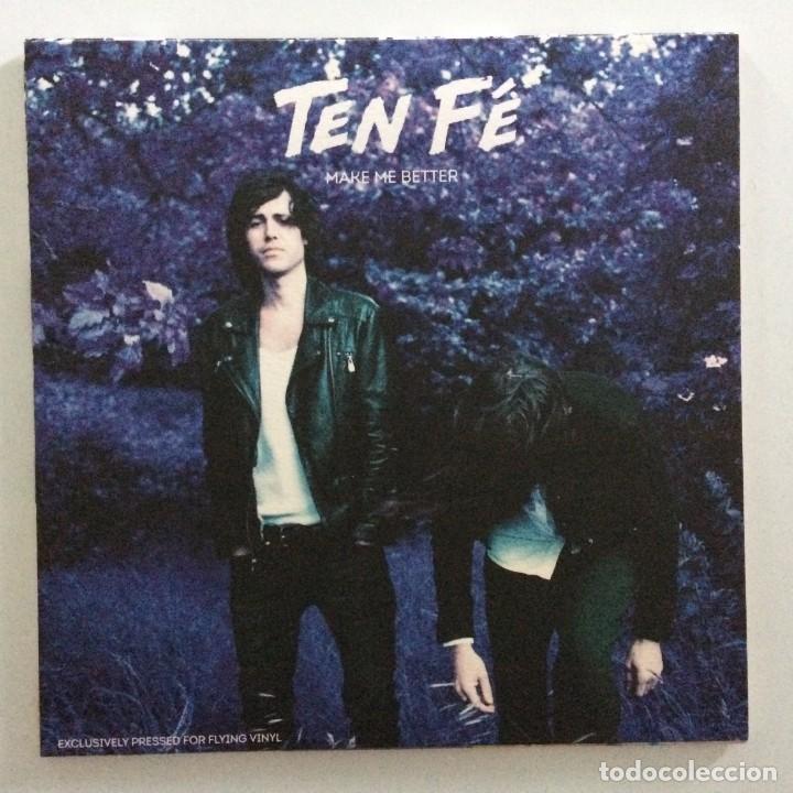 Discos de vinilo: Ten Fé – Elodie / Make Me Better UK,2016 - Foto 2 - 265822929