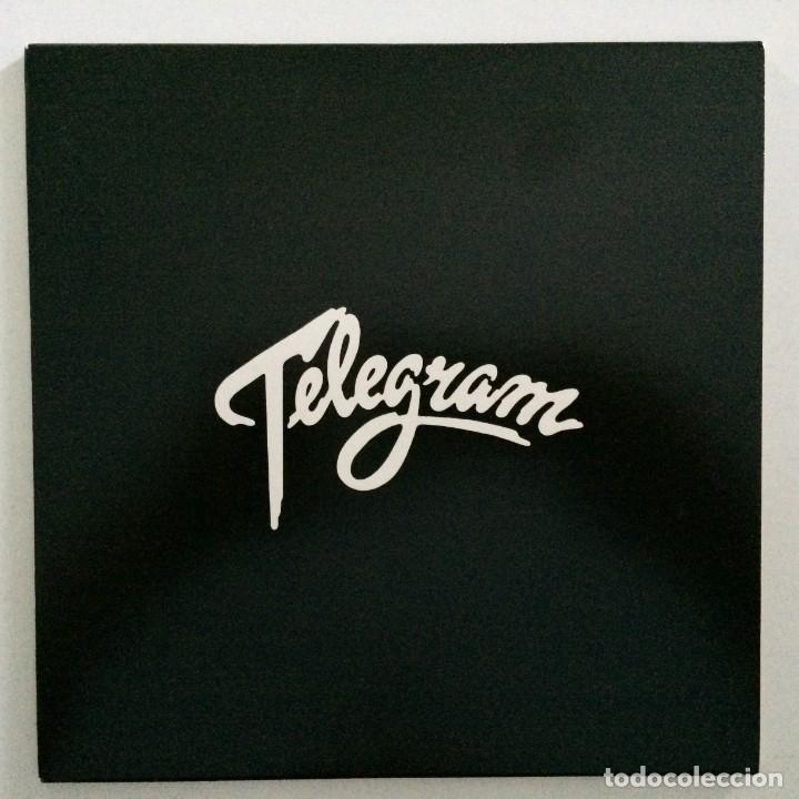 TELEGRAM – JIGSAW / MR DAN'S INSIDE OUT DUB UK,2016 (Música - Discos - Singles Vinilo - Pop - Rock Internacional de los 90 a la actualidad)