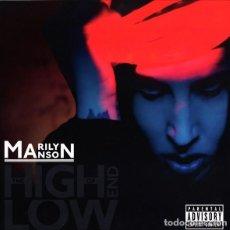 Disques de vinyle: MARILYN MANSON – THE HIGH END OF LOW -2 LP-. Lote 265824104