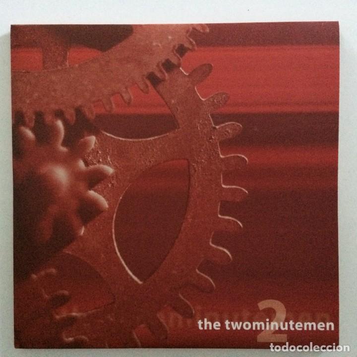 VARIOUS – THE TWOMINUTEMEN 2 2 VINYLS UK,2003 (Música - Discos - Singles Vinilo - Pop - Rock Internacional de los 90 a la actualidad)