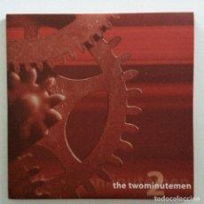 Discos de vinilo: VARIOUS – THE TWOMINUTEMEN 2 2 VINYLS UK,2003. Lote 265826924