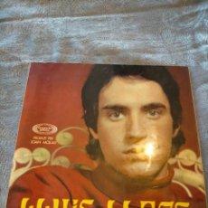 Discos de vinilo: DISCO VINILO LLUIS LLACH IRENE DESPERTAR RES NO HA ACABAT TEMPS I TEMPS. Lote 265858509