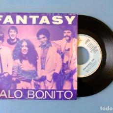 Discos de vinilo: FANTASY - PALO BONITO. Lote 265859274