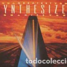 Discos de vinilo: L'ORCHESTRE ELECTRONIQUE, GREATEST SYNTHESIZER HITS - LP NETHERLANDS 1990. Lote 265894023